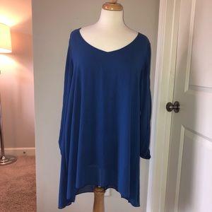 Onayaya Long Sleeve Dress